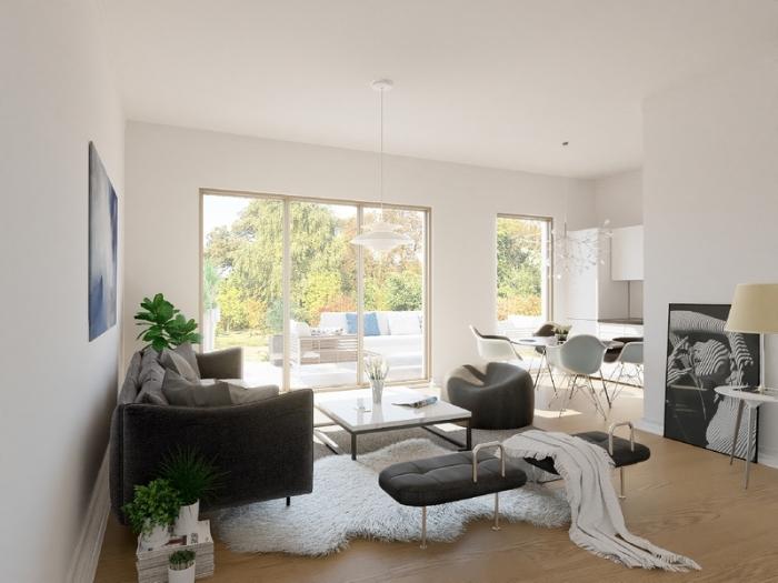 Appartements neufs Le Bouscat référence 4092 : aperçu n°1