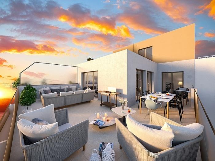 Appartements neufs Le Bouscat référence 4092 : aperçu n°3