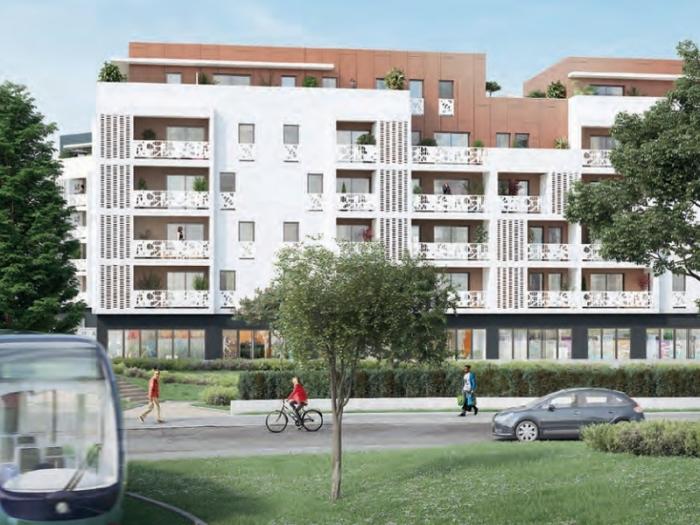 Appartements neufs Lormont référence 5234 : aperçu n°0