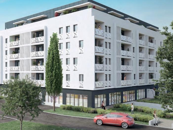 Appartements neufs Lormont référence 5234 : aperçu n°2