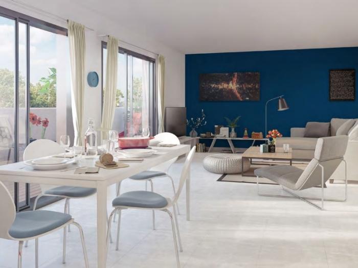 Appartements neufs Lormont référence 5234 : aperçu n°1