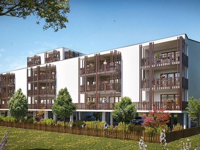 Appartements neufs Lormont référence 5388 : aperçu n°0