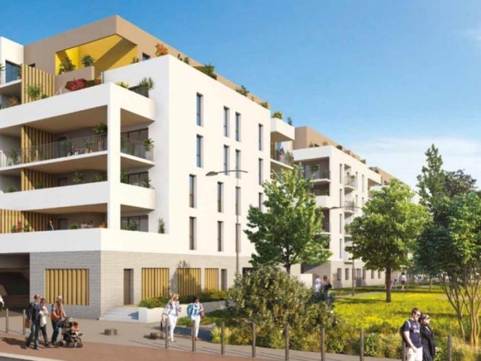 Appartements neufs Lormont référence 5237 : aperçu n°0