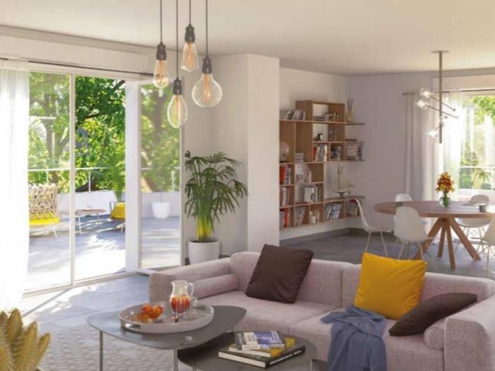 Appartements neufs Lormont référence 5237 : aperçu n°1