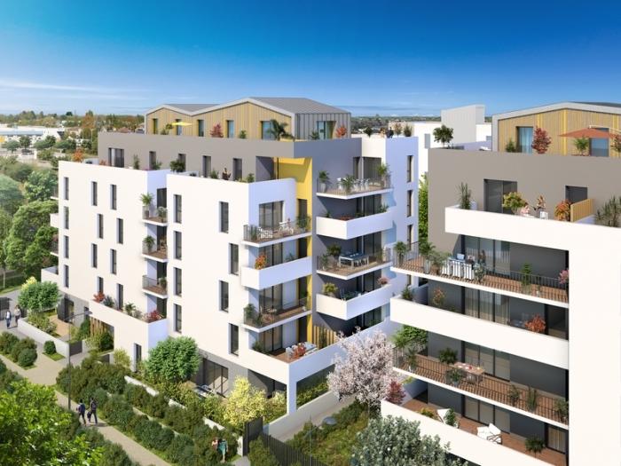 Appartements neufs Lormont référence 5310 : aperçu n°0