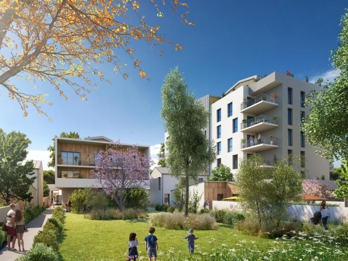 Appartements neufs Lormont référence 5310 : aperçu n°2