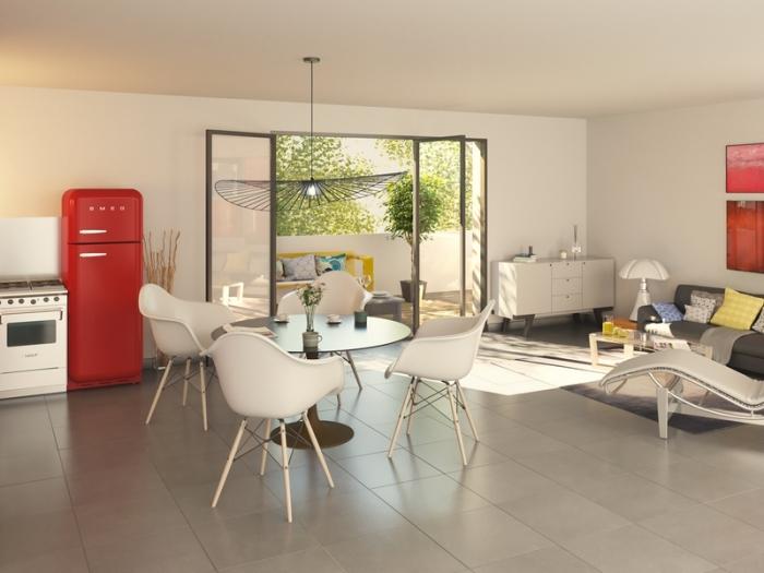 Appartements neufs Lormont référence 5310 : aperçu n°1