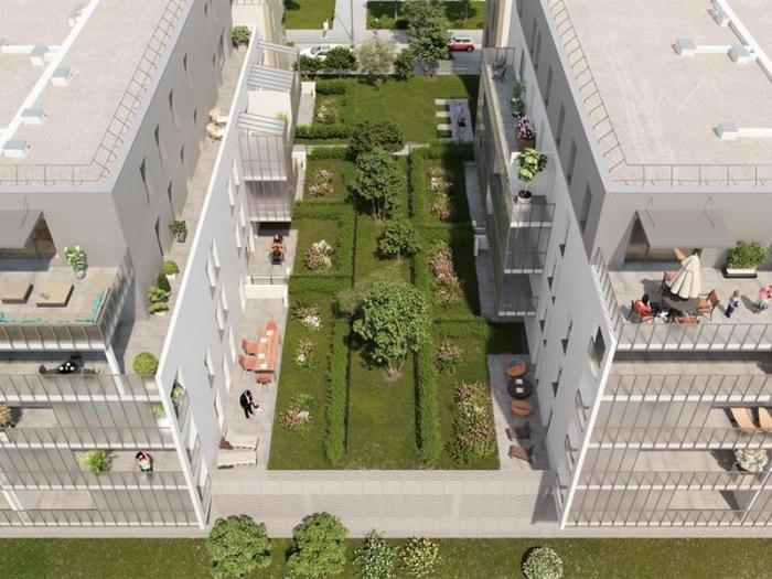 Appartements neufs Lormont référence 5270 : aperçu n°2