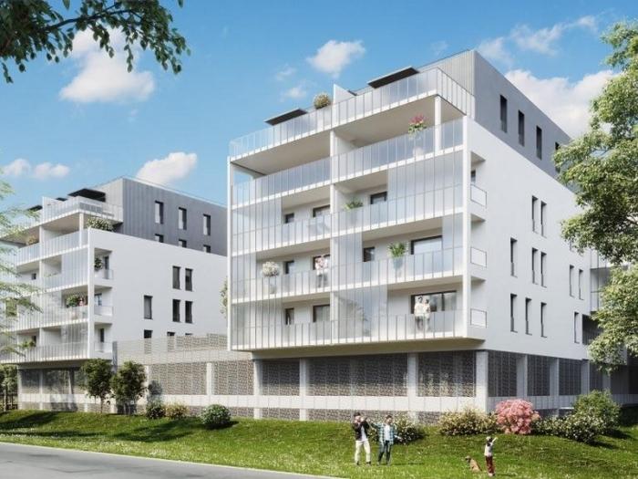 Appartements neufs Lormont référence 5270 : aperçu n°3