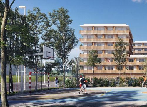 Appartements neufs Lormont référence 3855