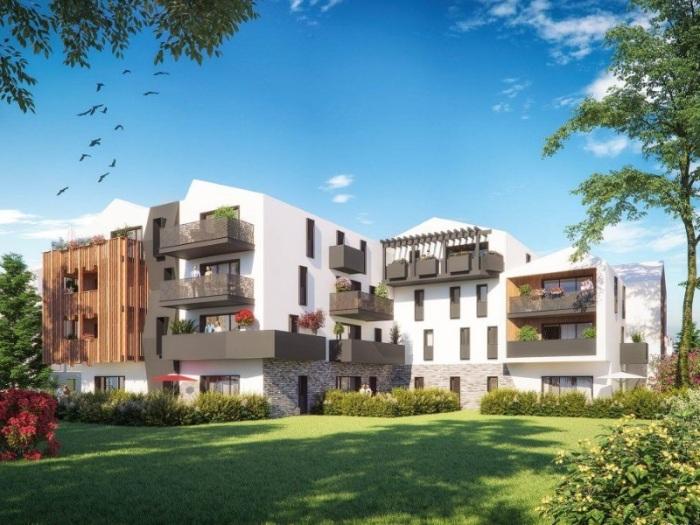Appartements neufs Mérignac référence 5317 : aperçu n°0