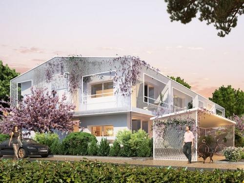 Appartements neufs Mérignac référence 5325