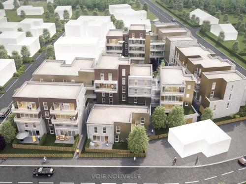 Appartements neufs Mérignac référence 5429