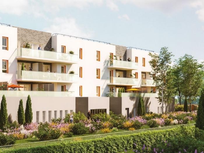 Appartements neufs Mérignac référence 5327 : aperçu n°0