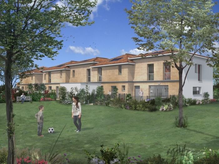 Maisons neuves Mérignac référence 4073 : aperçu n°0