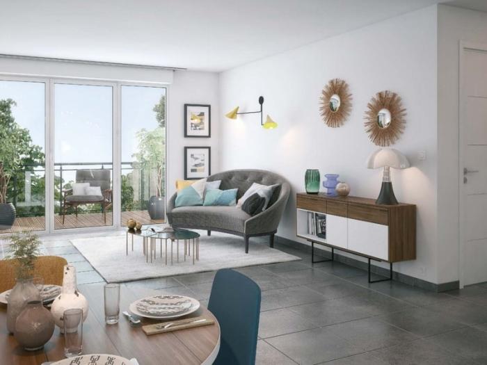 Appartements neufs Parempuyre référence 5801 : aperçu n°2