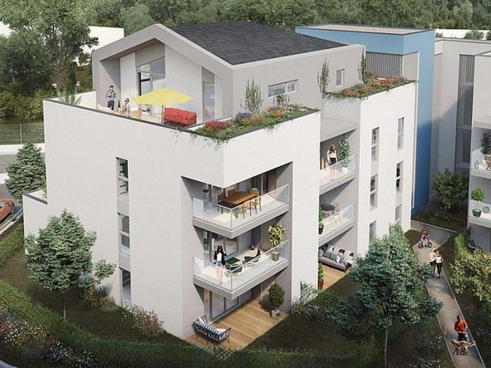 Appartements neufs Parempuyre référence 5374 : aperçu n°0