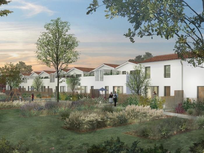 Maisons neuves et appartements neufs Saint-Médard-en-Jalles référence 5391 : aperçu n°0