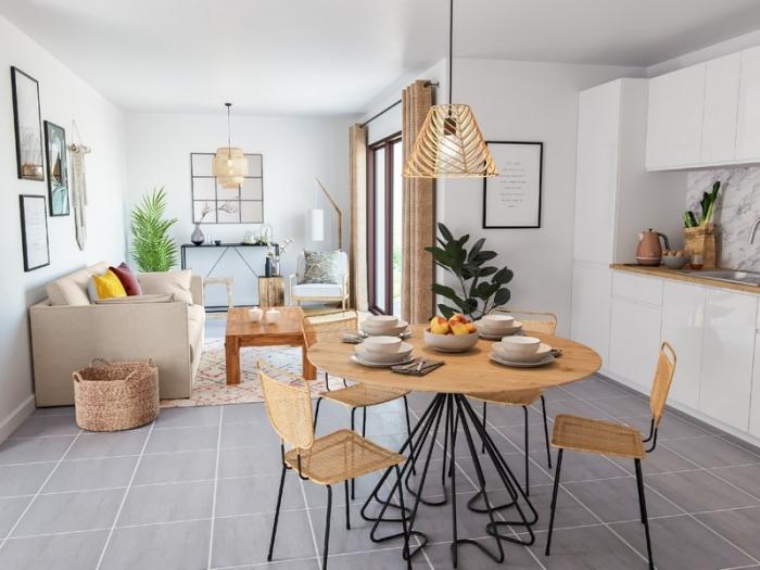 Appartements neufs Saint-Médard-en-Jalles référence 5433 : aperçu n°1