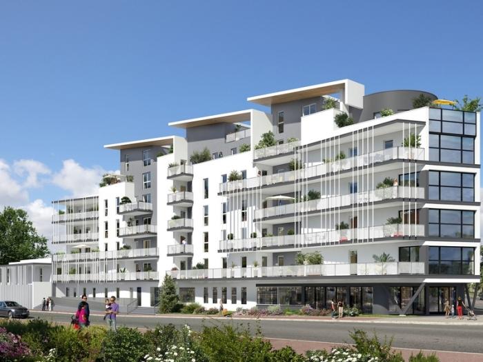 Appartements neufs Villenave-d'Ornon référence 5375 : aperçu n°0