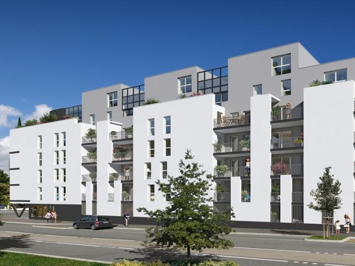 Appartements neufs Villenave-d'Ornon référence 5375 : aperçu n°2
