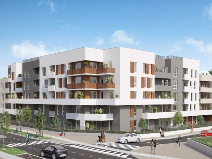 Appartements neufs Villenave-d'Ornon référence 4106 : aperçu n°0