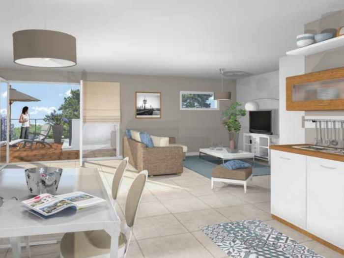 Appartements neufs Villenave-d'Ornon référence 4075 : aperçu n°1
