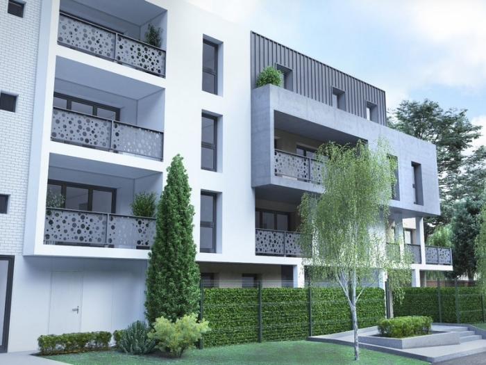 Appartements neufs Villenave-d'Ornon référence 4086 : aperçu n°0
