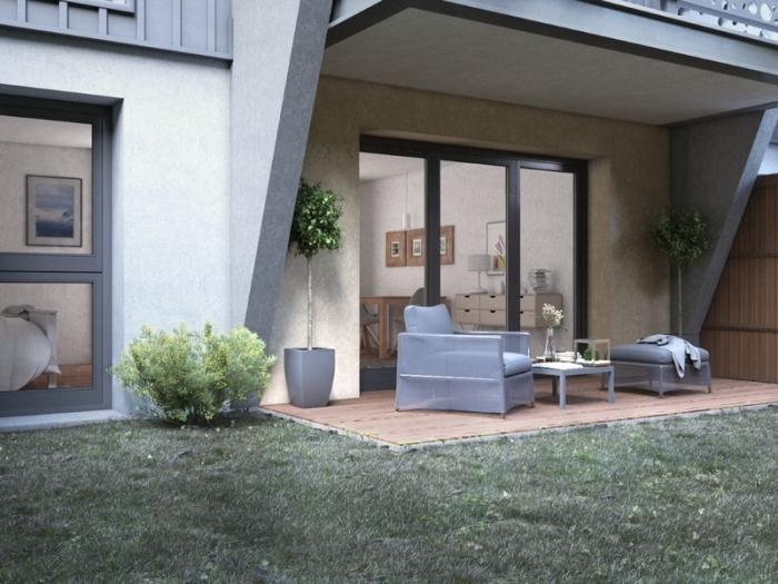 Appartements neufs Villenave-d'Ornon référence 4086 : aperçu n°1