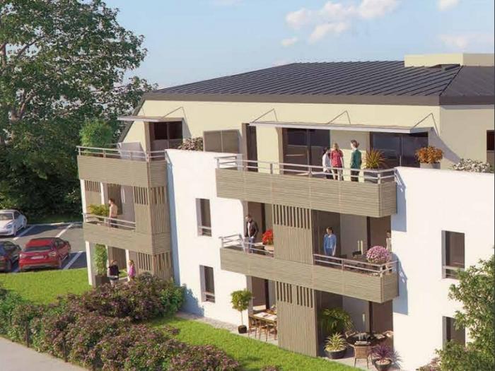 Appartements neufs Bayonne référence 5653 : aperçu n°0