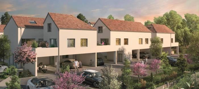 Appartements neufs Villenave-d'Ornon référence 3921 : aperçu n°0