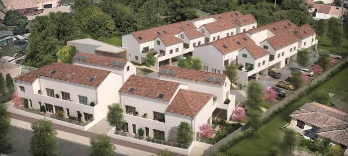 Appartements neufs Villenave-d'Ornon référence 3921 : aperçu n°2