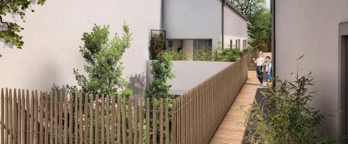 Appartements neufs Villenave-d'Ornon référence 3921 : aperçu n°3
