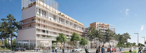 Appartements neufs Mérignac référence 3925