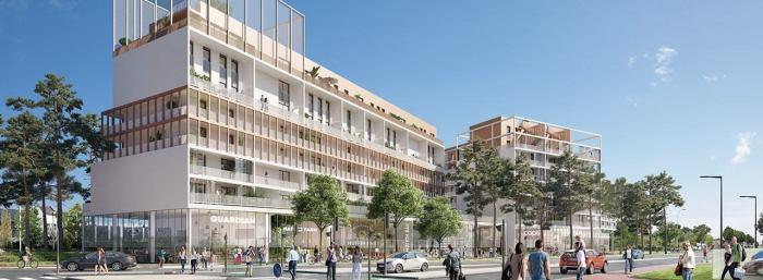 Appartements neufs Mérignac référence 3925 : aperçu n°0