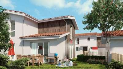 Maisons neuves La Teste-de-Buch référence 3930