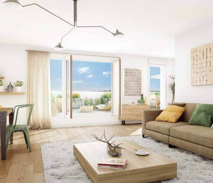 Appartements neufs Mérignac référence 3902 : aperçu n°1