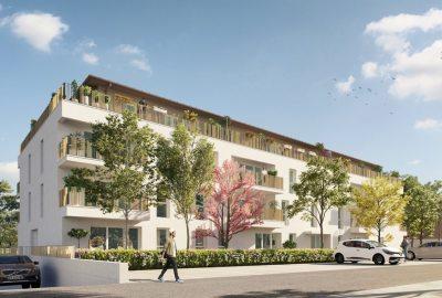 Appartements neufs Carbon-Blanc référence 3904