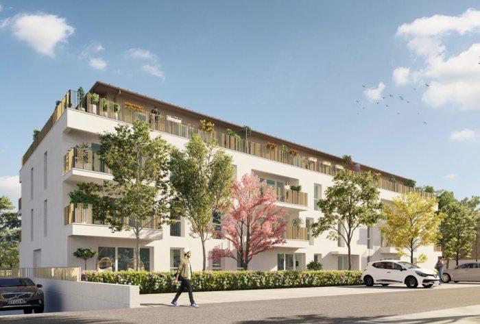 Appartements neufs Carbon-Blanc référence 3904 : aperçu n°0