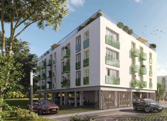 Appartements neufs Villenave-d'Ornon référence 3909 : aperçu n°0