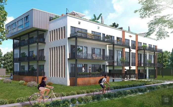 Appartements neufs Latresne référence 3899 : aperçu n°3