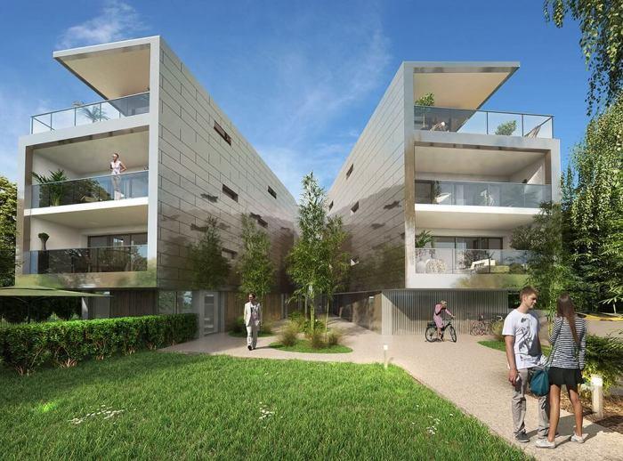 Appartements neufs Caudéran référence 3896 : aperçu n°0