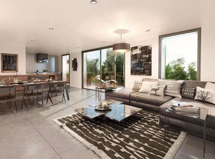 Appartements neufs Caudéran référence 3896 : aperçu n°1