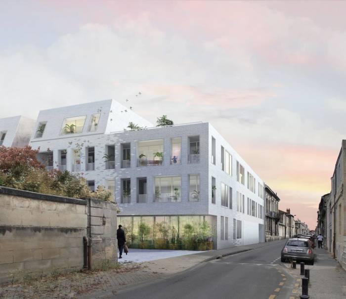 Appartements neufs St Bruno référence 4064 : aperçu n°2
