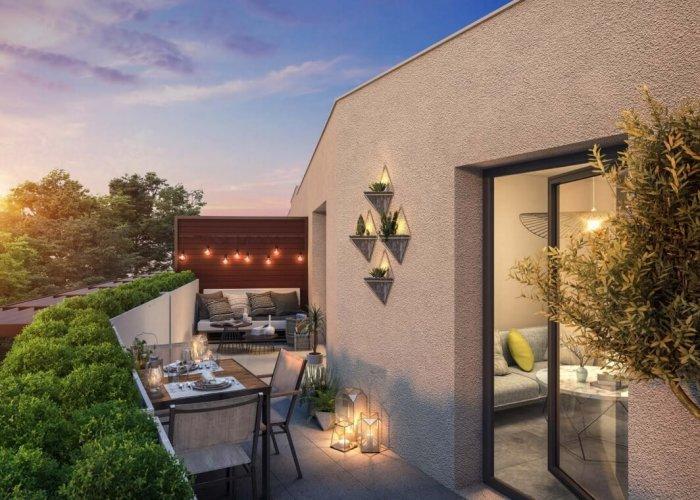 Appartements neufs Bruges référence 4141 : aperçu n°3