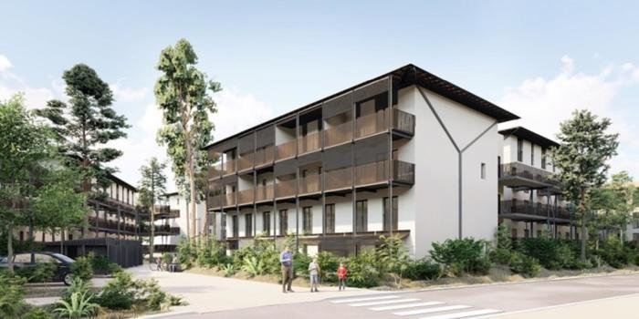 Appartements neufs Biganos référence 4150 : aperçu n°0