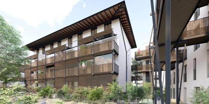 Appartements neufs Biganos référence 4150 : aperçu n°2