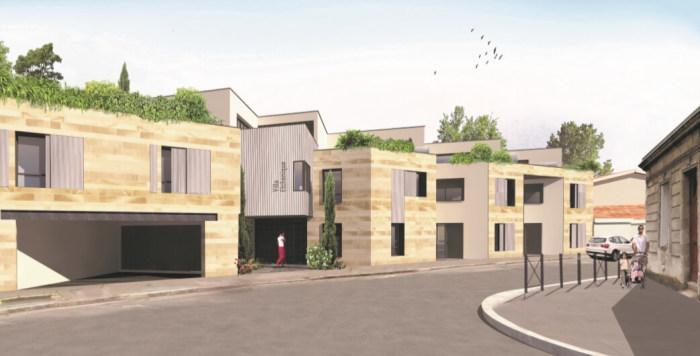 Appartements neufs Caudéran référence 4161 : aperçu n°0