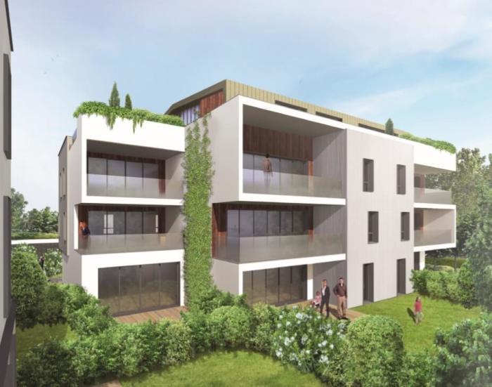 Appartements neufs Caudéran référence 4161 : aperçu n°2