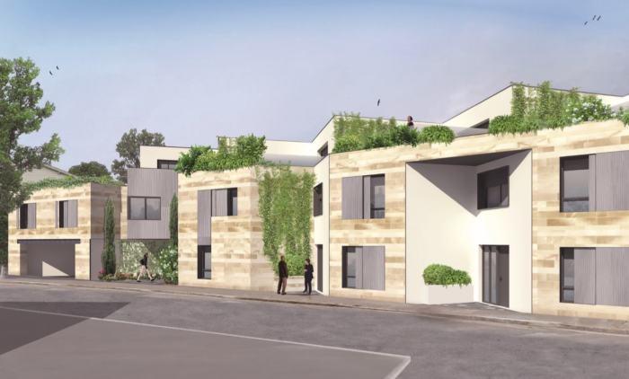Appartements neufs Caudéran référence 4161 : aperçu n°3